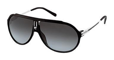 Carrera Endurance-LS Sunglasses - Shiny Matte Black Palladium with Grey Gradient Lens
