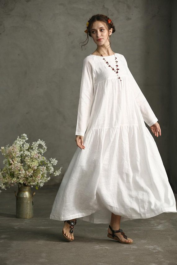 370ce06d690 White Dress