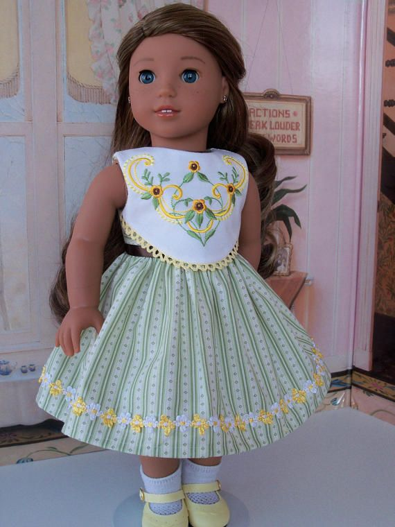 This listing is for a Hurry Up Spring! dress with an embroidered bodice overlay. Claire is modeling this dainty spring frock made from a Timeless Treasures cotton. Delicate Candle wicking embroidery was done using premium rayon Madiera thread. This dress was made using the BODICE BASICS