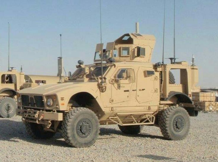 Oshkosh M-ATV The Oshkosh M-ATV is an MRAP (Mine Resistant Ambush Protected) vehicle developed by the Oshkosh Corporation ofOshkosh, Wisconsin for the MRAP All Terrain Vehicle (M-ATV) program. It is...