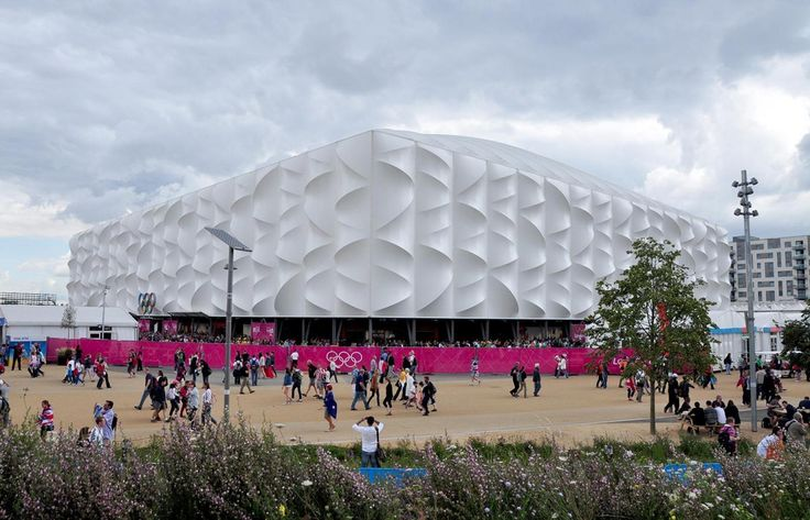 Olympic Basketball Arena - WilkinsonEyre