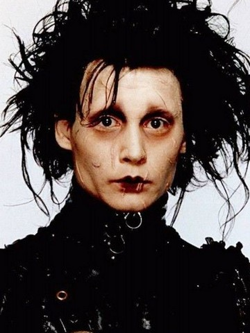 "edward scissorhand speech Postmodern american film edward scissor-hands directed by tom burton is a   sympathy and friendship because ""he would talk in a cheerful accent, with an."