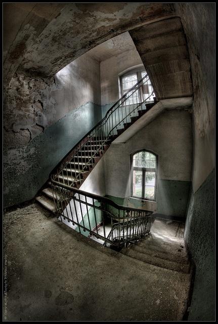 Abandoned Beelitz Heilstätten (Germany) by rustysphotography