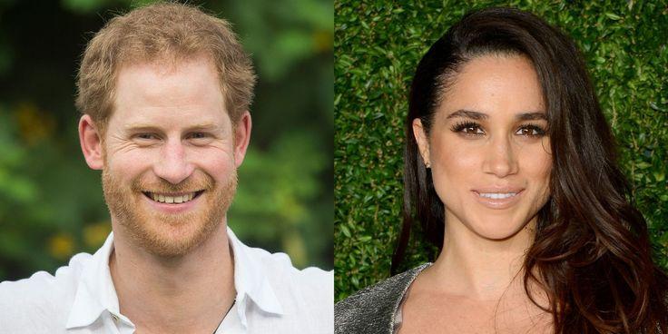 A Definitive Timeline of Prince Harry and Meghan Markle's Relationship - Cosmopolitan.com