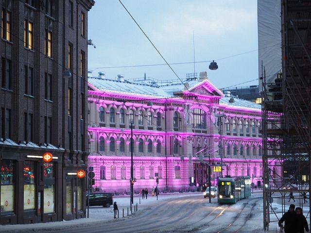 A'la Annn: LUX Helsinki 2016