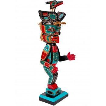 Wren Figure by Jimmy Joseph.