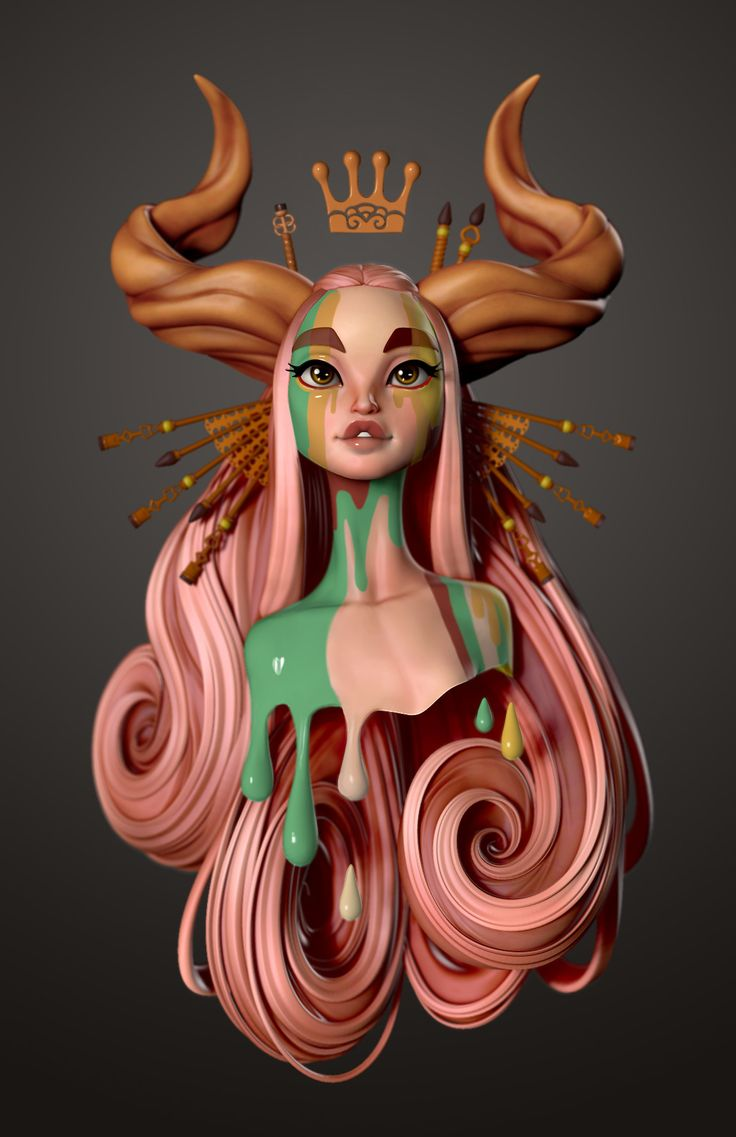 ArtStation - Muse, Danny Mac