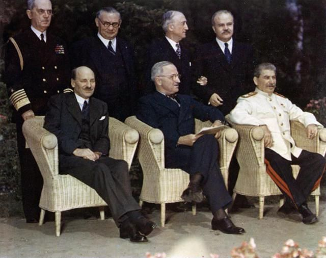 World War II: Potsdam Conference