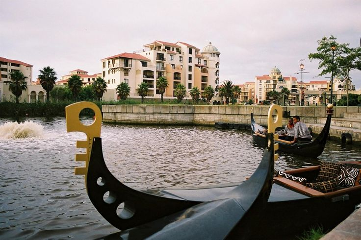 Go for a relaxing gondola ride around the Durban waterfront
