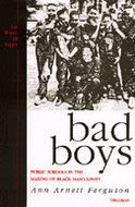 Book cover for 'Bad Boys'