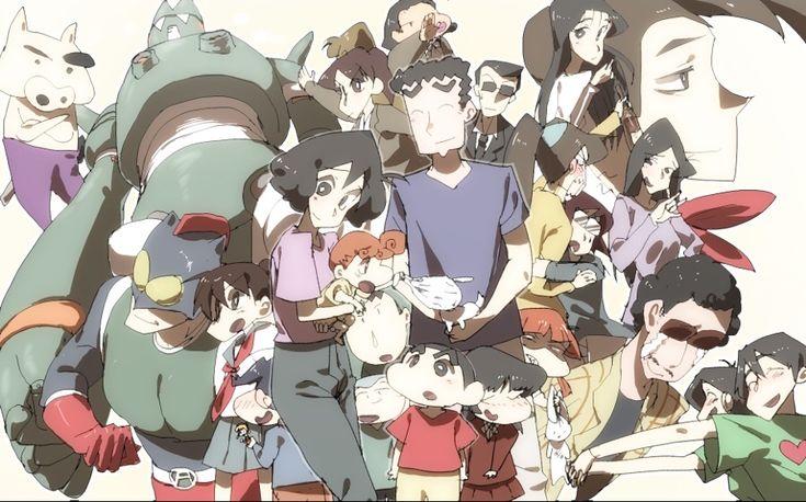shin chan anime images
