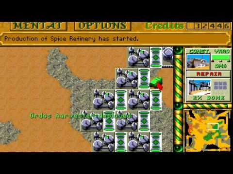 ▶ Dune 2 - Harvest,Credits bug that I have discover - YouTube