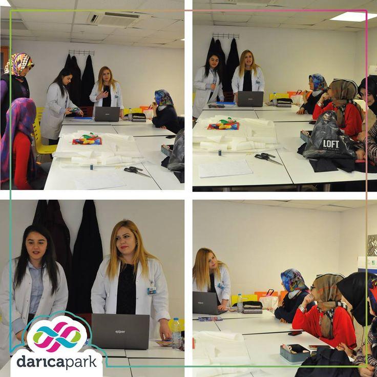 Kanser Erken Teşhis, Tarama ve Eğitim Merkezi, KETEM Alışveriş Merkezimizde bulunan Halk Eğitim Dersliğinde kadınlara yönelik eğitimler verdi.