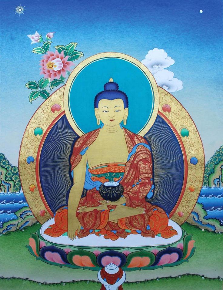 Best for real Central Tibetan Thangka of Shakyamuni Buddha
