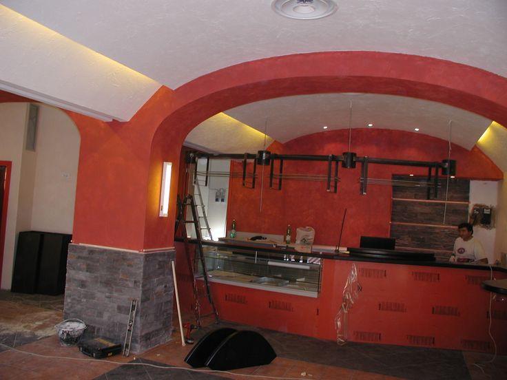Enoteca Nero Corvino designed by Intersystem group...work in progress