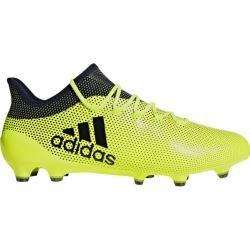 Adidas Herren Fussball-Rasenschuhe X 17.1 Fg, Größe 44 ? In Syello/legink/legink, Größe 44 ? In Syel