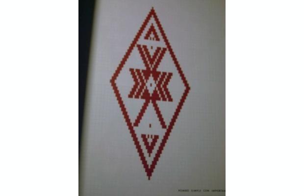 Telar Mapuche  Manual De Tejido  Maria Mastandrea  Ej.nuevo