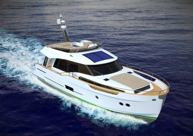 BarcoIbiza: Greenline 48 Hybrid, nuevo barco híbrido