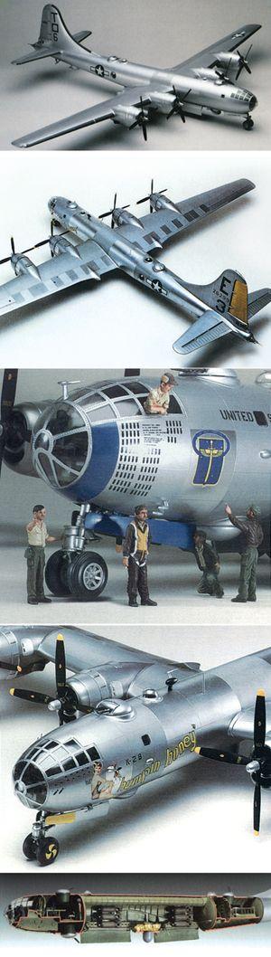 B-29 Superfortress 1/48 Kit