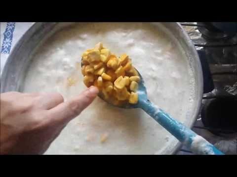 Como se prepara el Nixtamal | Como preparar pozole - YouTube