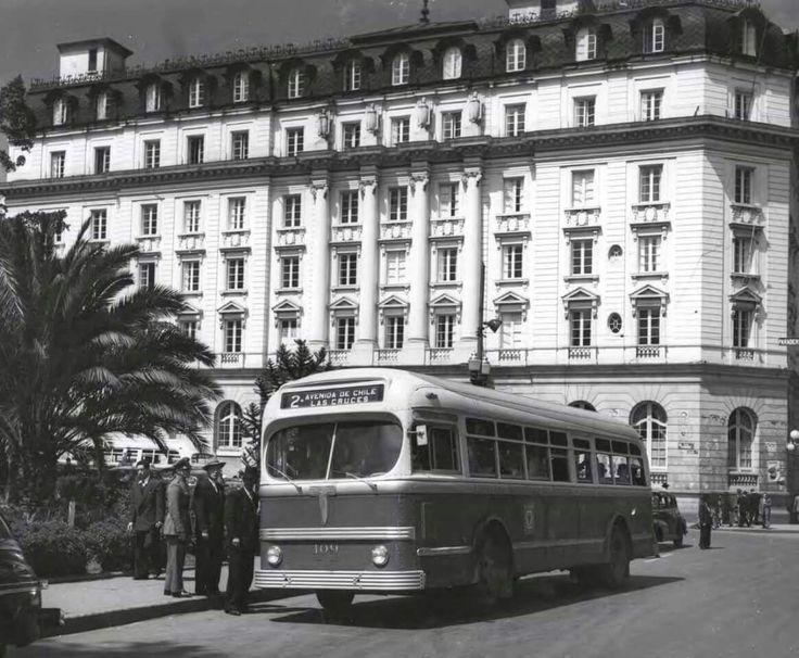 Hotel granada decada de los 40