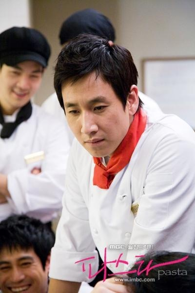 Lee Sun Gyun #Pasta