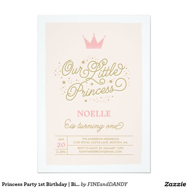 17 best ideas about Princess Party Invitations – Royal Garden Party Invitation