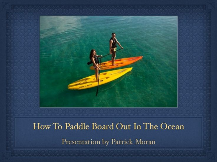 Patrick Moran has always believed in a strong connection between physical and mental fitness. In this presentation, he explains a step-by-step for beginners looking to delve into the rich world of paddle boarding. #paddleboarding #fitness #patrickmoran #patmoranholisticfitness #patrickmoranfitness