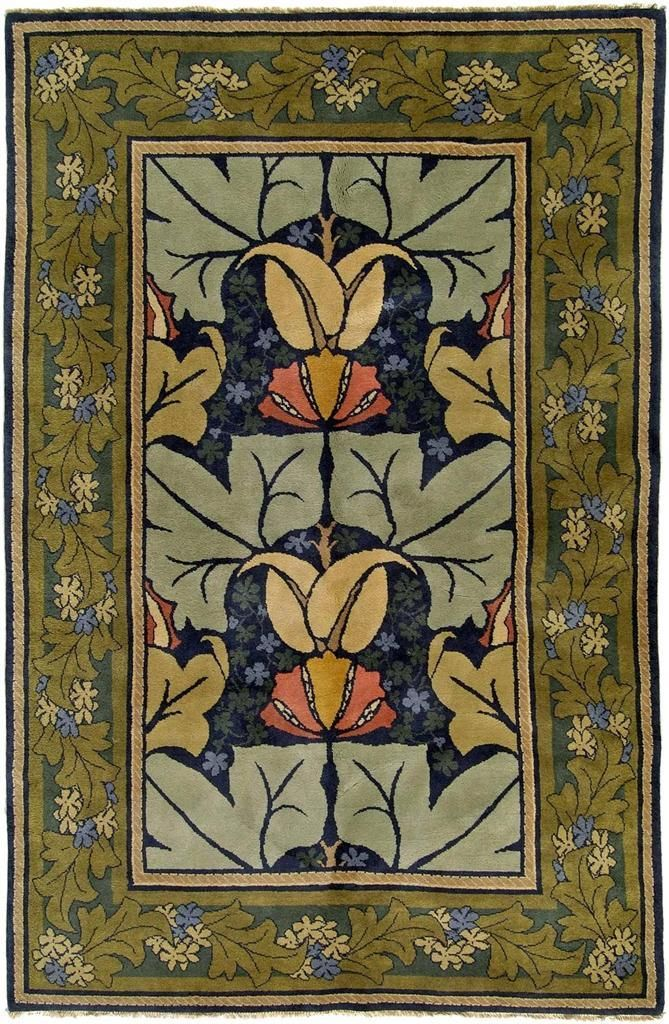 1000 images about arts and crafts rugs on pinterest for Guildcraft arts and crafts