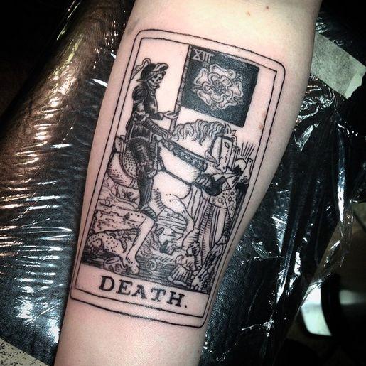 Tattoo Ideas Death: 17 Best Ideas About Death Tattoo On Pinterest
