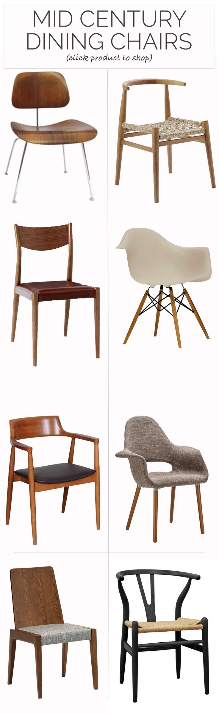 the best mid century dining chairs - Best Dining Chairs
