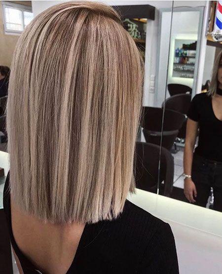 40 besten kurzen geraden Frisuren » Frisuren 2018 Neue Frisuren und Haarfarben