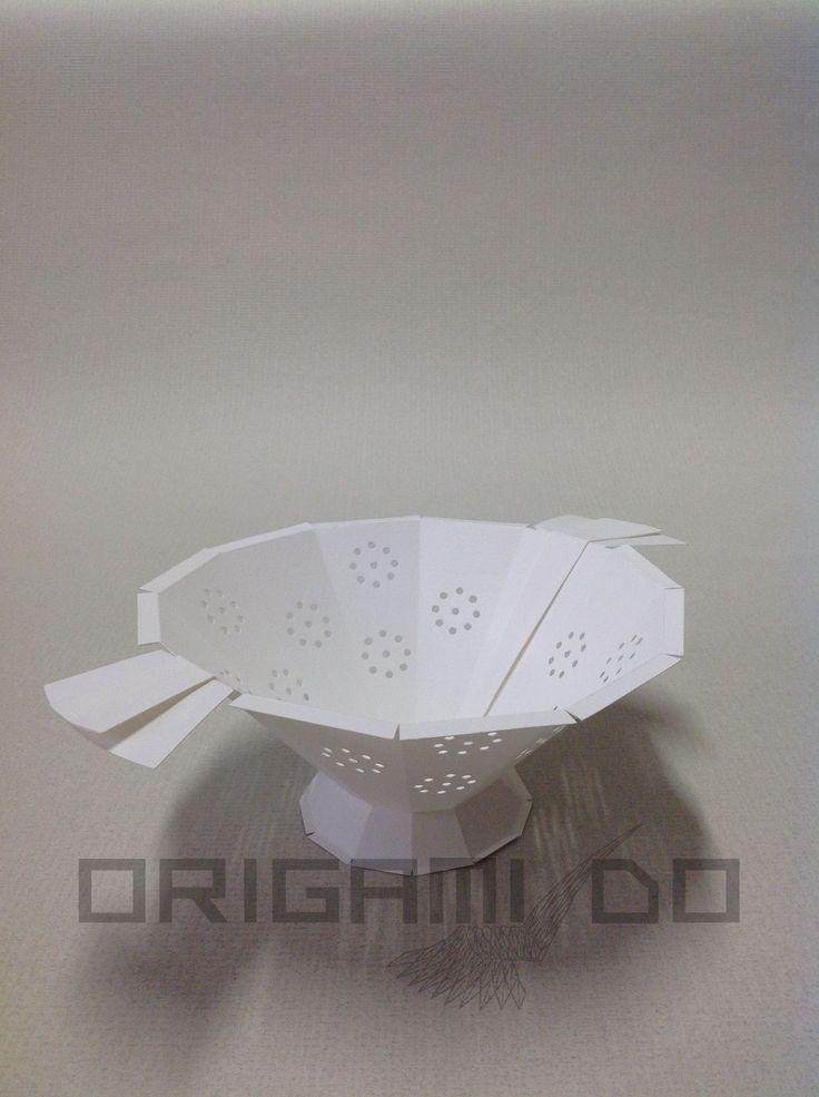 Origami Scolapasta