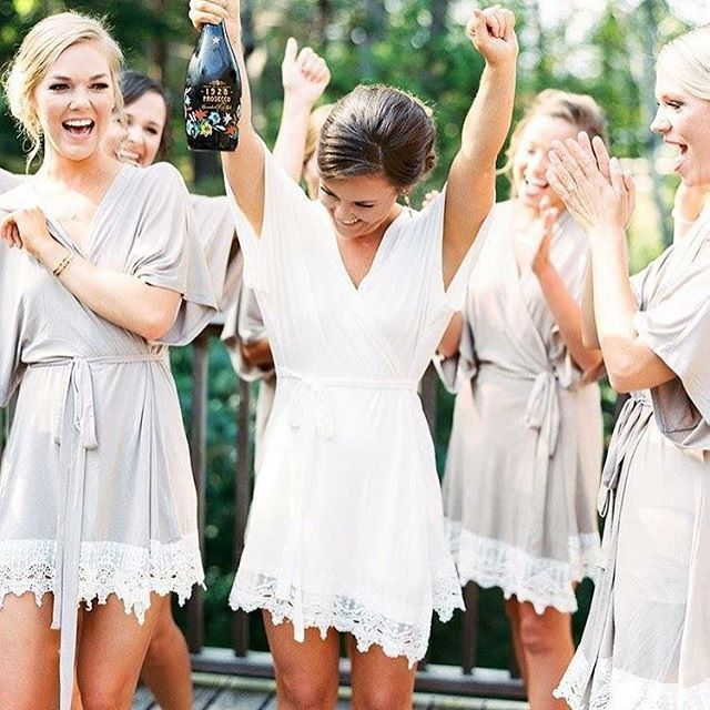 17 Best ideas about Bridesmaid Getting Ready on Pinterest | Pajama ...