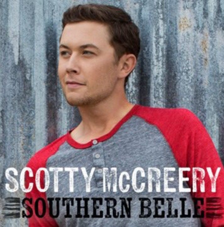 Scotty McCreery new single cover 'Southern Belle' for upcoming album coming late 2015