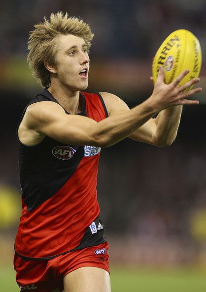Dyson Heppell Essendon AFL