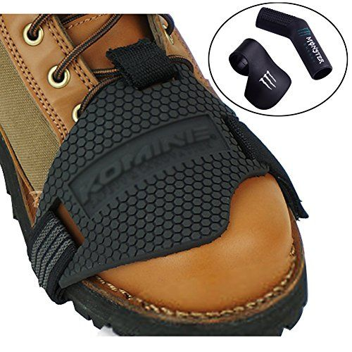 Motorcycle Accessories Shifter Boots Shoe Protector Cover With Shifter Sock Boot. For product info go to:  https://www.caraccessoriesonlinemarket.com/motorcycle-accessories-shifter-boots-shoe-protector-cover-with-shifter-sock-boot/
