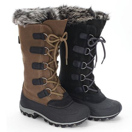 17  best images about Winter Boots on Pinterest | Leather, Shoes ...