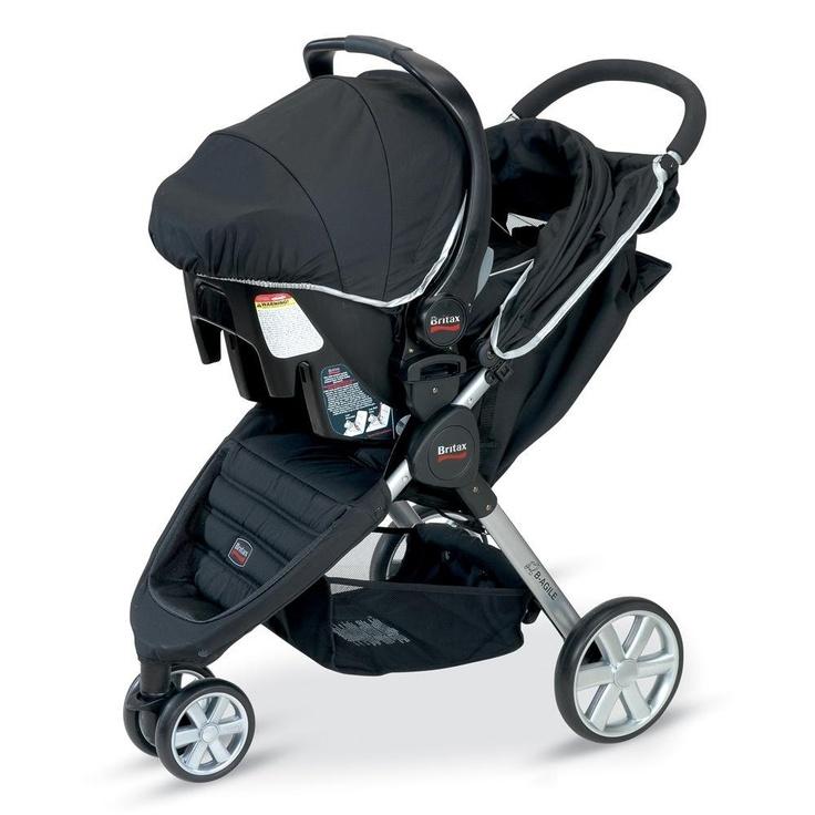 Britax BAgile Travel System Britax stroller, Baby car