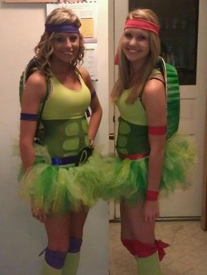 Best 25 tmnt halloween ideas ideas on pinterest ninja turtle 8 cute diy tv cartoon halloween costume ideas diy ninja turtle solutioingenieria Image collections