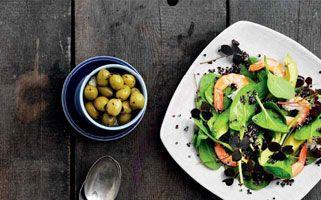 Spis dig til flad mave - fit living