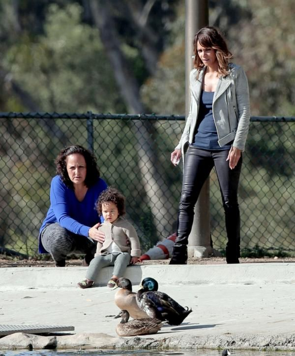 Halle Berry | Así luce el hijo menor de Halle Berry - Yahoo Celebridades