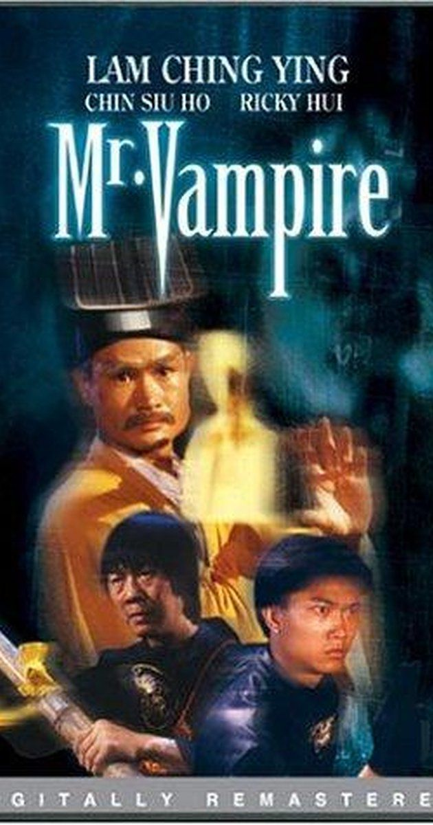 Directed by Ricky Lau.  With Ching-Ying Lam, Siu-Ho Chin, Ricky Hui, Moon Lee. The planned reburial of a village elder goes awry as the corpse resurrects into a hopping, bloodthirsty vampire, threatening mankind. Therefore, a Taoist Priest and his two disciples attempt to stop the terror.