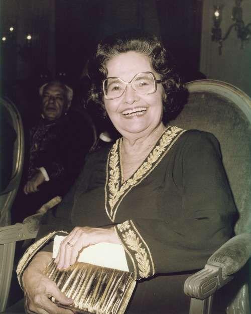 Raquel de Queiroz, autora de O Quinze