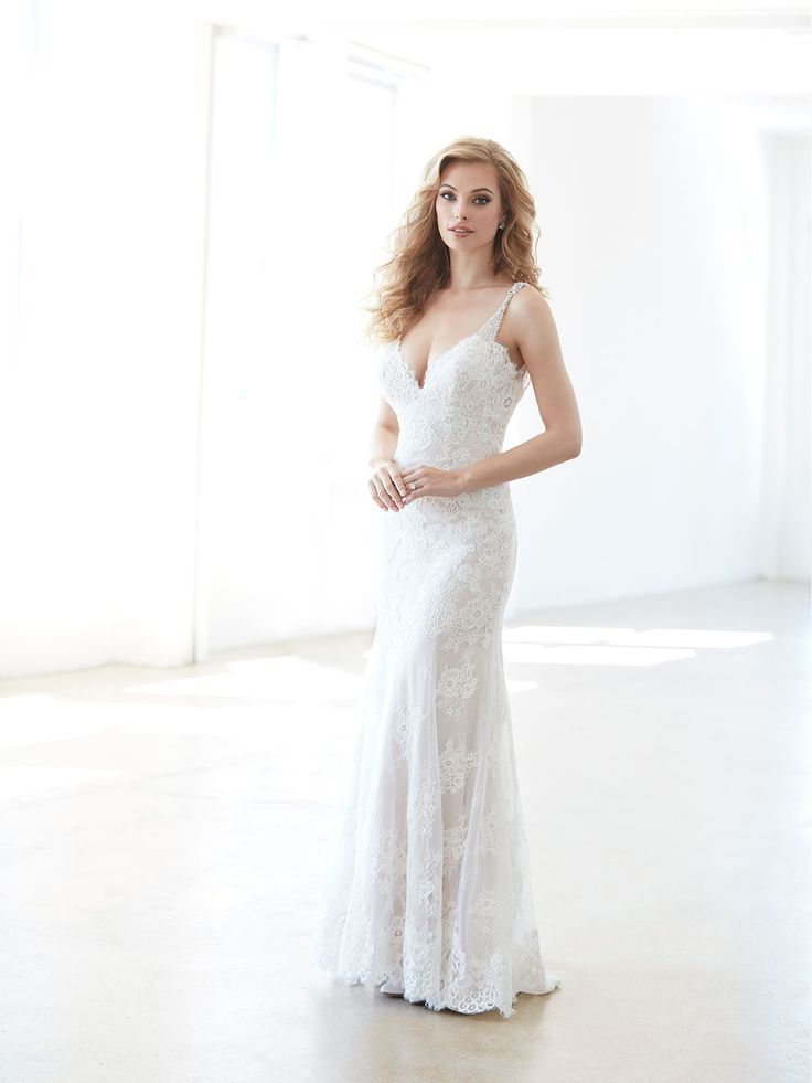 The 52 best Collezione Wedding Dresses images on Pinterest | Short ...