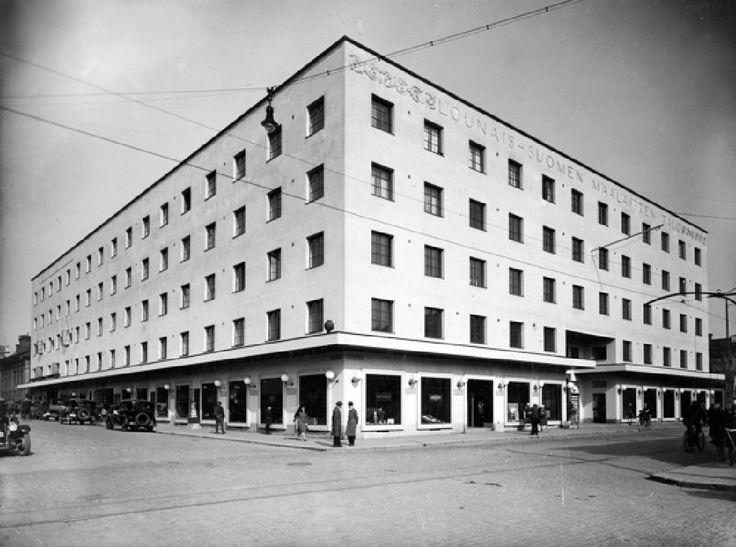 Alvar Aalto Arkkitehtuuri