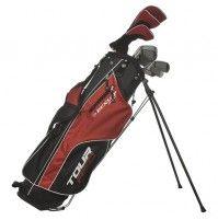 Dunlop Tour Red Graphit Golfschläger Set Rechtshändig