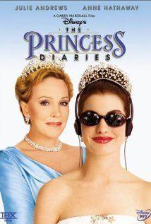 The Princess Diaries - Ann Hathaway, Julie Andrews