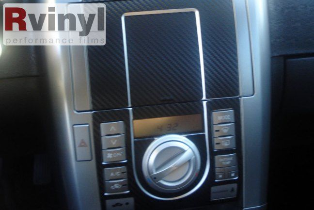 The 2005 – 2010 Scion tC – Dash Kit Installation Examples | Rvinyl Aftermarket Blog #Scion #tC #Dash KIt #CustomDashKits #Installation. Carbon fiber for front radio