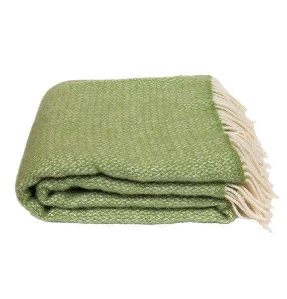 Green Illusion Rug